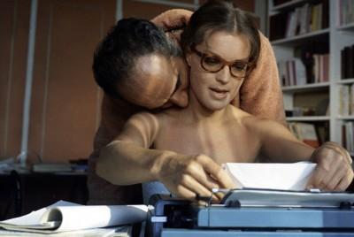 Romy Schneider and Michel Piccoli in Claude Sautet's LES CHOSES DE LA VIE (1970). Courtesy: Rialto Pictures / Studiocanal; Photo by Claude Mathieu