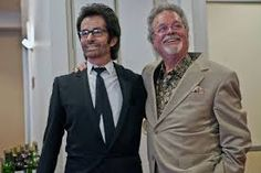 George Chakiris and Russ Tamblyn