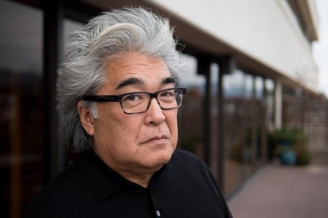 Filmmaker Steven Okazaki.