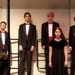 LAEMMLE LIVE: Presents Lincoln Middle School Madrigal Singers – Sunday March 5, 2017