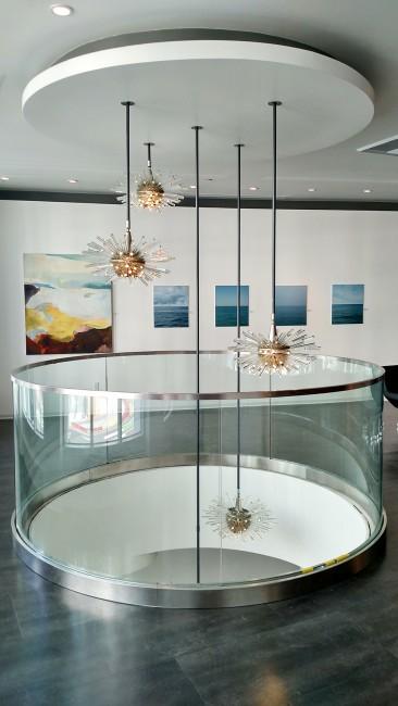 Starburst Lights Mezzanine
