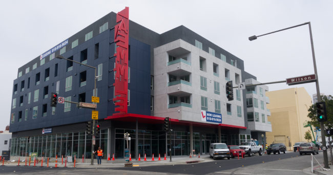 Come Take a Gander at the Upcoming Laemmle Glendale During