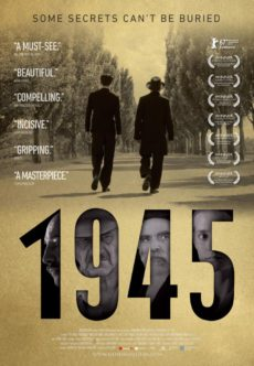 "Former ADL National Director Abe Foxman on the New Film '1945:' ""An astonishing new achievement."""