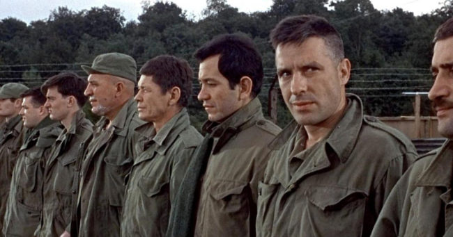 Five Great War Movies on Throwback Thursdays in May at the